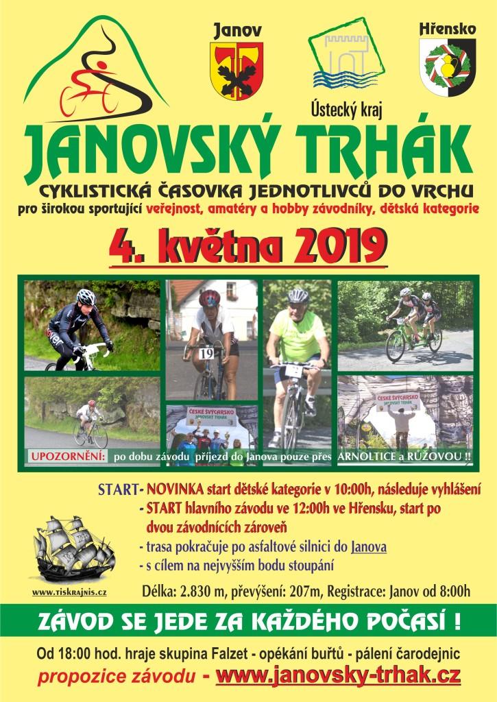 Janov - trhák 2019